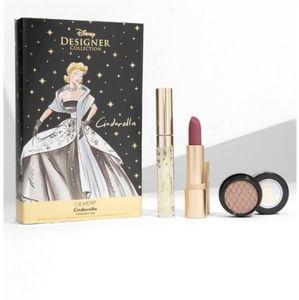 Colourpop Disney Princess Lipstick Cinderella set